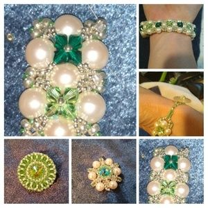 Vintage and hand made jewelry